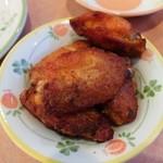 サイゼリヤ - 辛味チキン(あつあつでうみゃ~)
