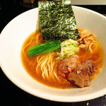 麺s慶 - 醤油らーめん750円