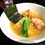 麺s慶 - しおラーメン750円