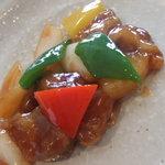chuugokuryourisanguu - さんざし風味の酢豚