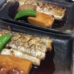 膳家 小山 - 太刀魚のお煮付け