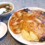 柳華亭 - 五目麺飯