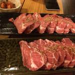 ニセコ草庵 - 上ラム肉