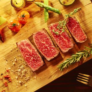 ドライエイジング熟成肉