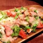 武蔵野野菜のコブサラダ