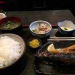 うえっち - 塩サバ定食