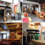 サルマーレ - サルマーレ(ルーマニア料理店)の外観や店内 2015.3.7撮影