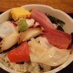 明治サービス - 海鮮丼