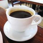 スマイル - ホットコーヒー