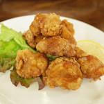 リトルスターレストラン - 鶏のから揚げ(パーティーメニュー)