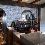 CAFE RIGOLETTO - エスプレッソマシン