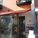 CAFE RIGOLETTO - お店の外観