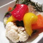 VOCO - 彩り野菜のピクルス