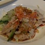 中国四川料理石林 - 棒棒鶏