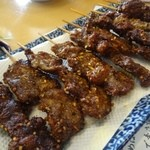 群ちゃん - 肉の串揚げ