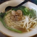 群ちゃん - 豚肉麺