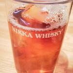 居酒屋ふるさと - ウーロン茶