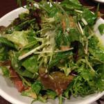 どろまみれ - グリーンサラダ(560円)
