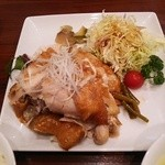 35803150 - 焼鶏ランチ