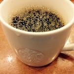 スターバックスコーヒー - ドリップコーヒー  スリーリージョンブレンド  ショート@280円