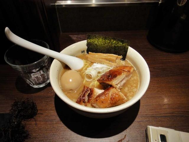 麺屋武蔵 神山 - 神山ラーメン