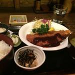 35812454 - ロースカツ定食