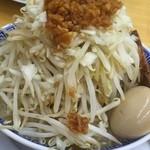 勝神角ふじ - ふじ麺野菜ちょい増し