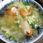 中国料理揚子江 - 海老そば