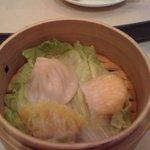 3582812 - 小龍包、海老の蒸し餃子、ふかひれ餃子