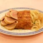 天香楼 - 前菜3種