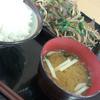 Pyuashokudou - 料理写真:レバニラ定食