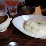欧風カレー食堂 jizi ジジ - きのこカレー