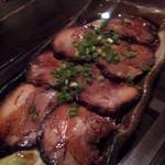 焼鶏 喝采 - 自家製焼豚2015,3