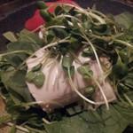 焼鶏 喝采 - 豆腐サラダ2015,3