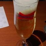 Balg/ - バドワイザー Draft Beer M ¥500