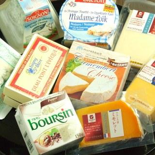 【味噌とチーズのお店】必ず迷う!世界のチーズ39種