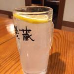 磯蔵 - ドリンク写真:レモンハイ