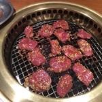 富士屋 - 牛タンハラミ