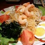 富士屋 - 特製サラダ