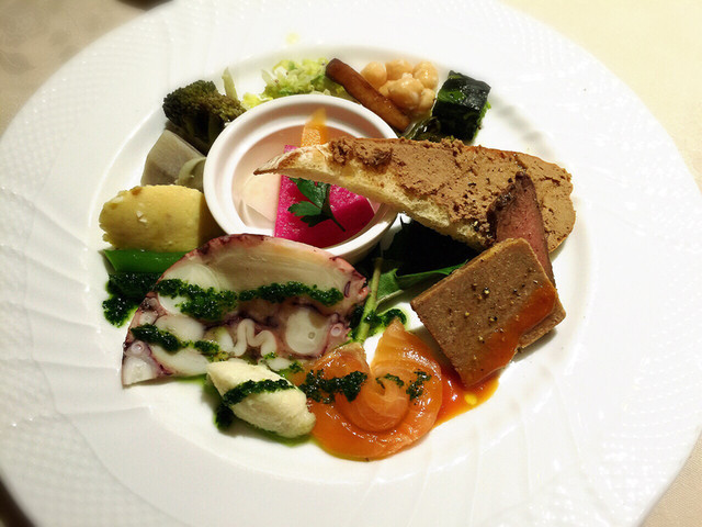 トラットリア イル シレーネ - 前菜 15種盛り合わせ