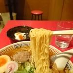 かもめ食堂 - 2014.3.11 さんまラーメン