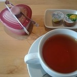 ブランジェリーウーフ - 村上産雪国紅茶