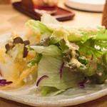 香希 - サラダ(ランチセット)