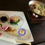 時空割烹 沙羅 - お昼のミニコース 一の膳
