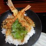 産直鮮魚寿司炉端 源ぺい - 普通の海鮮丼