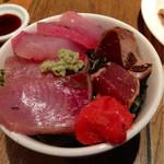 大衆ビストロ Hamakin - 酢飯は嬉しいですね♫