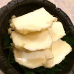ひら井 - チーズ西京漬け