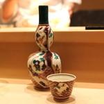 鮨 とかみ - 菱屋 特別純米 (2015/02)