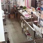 ファニーティップス - 店内の厨房は、貸し出しが可能です。料理教室やレンタルカフェとして利用できます。