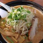 松福 - 味噌ラーメン¥900